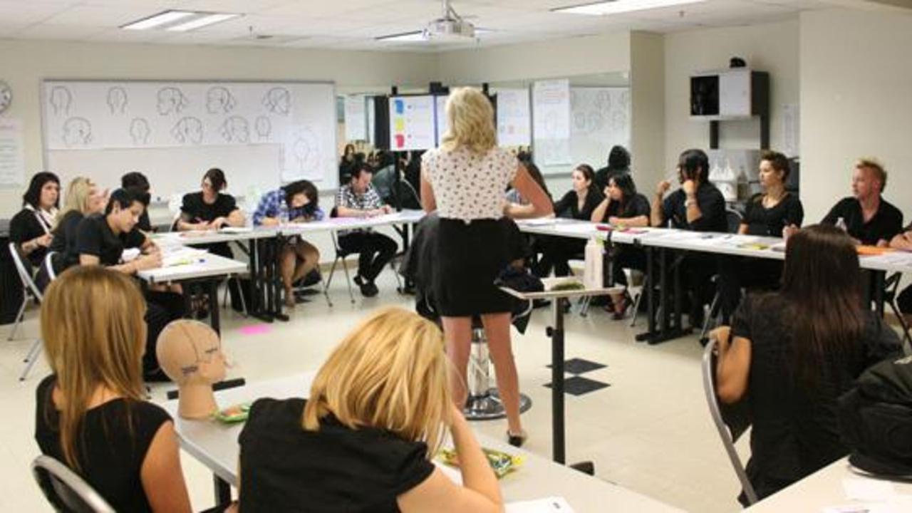 essays beauty school