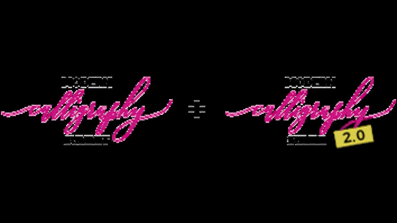 Bkrrupnq1mgjgbcrbzuf modern calligraphy summit 1 and 2 logo
