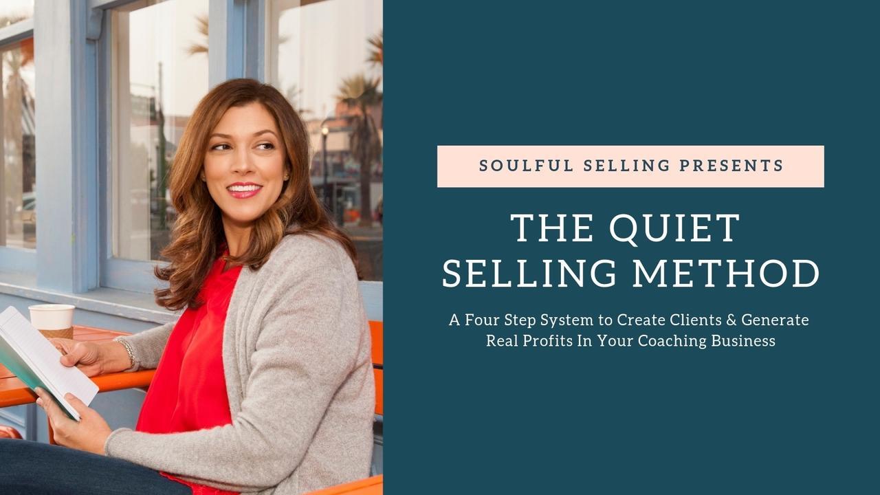 Tthwemidr3oq2hahg6zp the quiet selling method