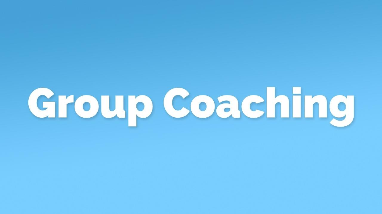 K9wjkmbquacoa7k7uvch group coaching