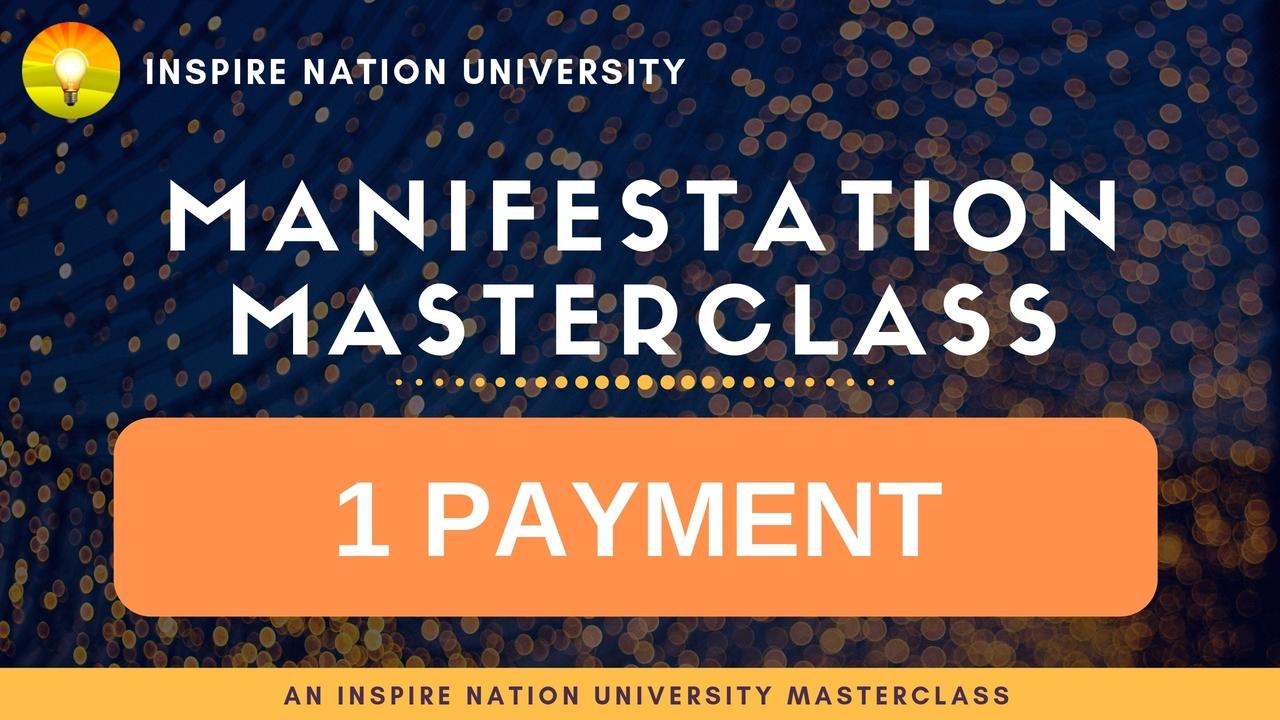6vxochwtiolpw0io1u4q manifestation masterclass 1 payment