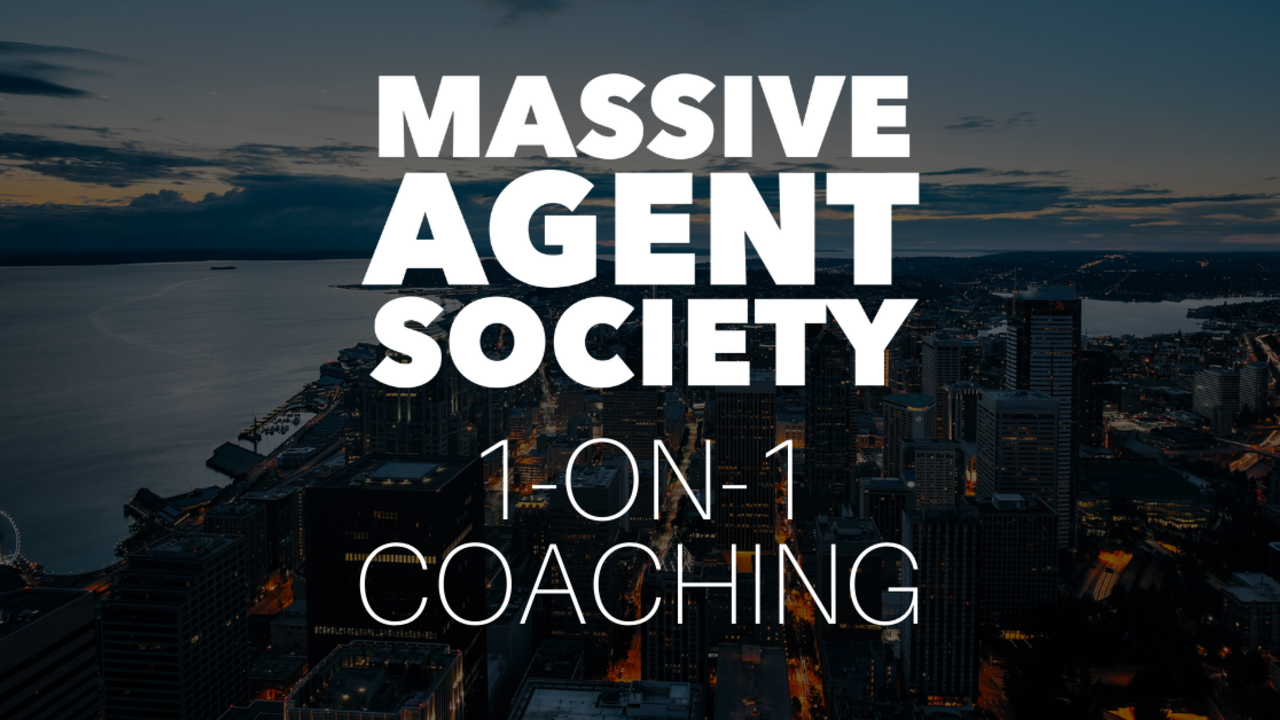 Qz5ozhassa5x8hsog0b2 massive agent society 1 on 1 coaching title master