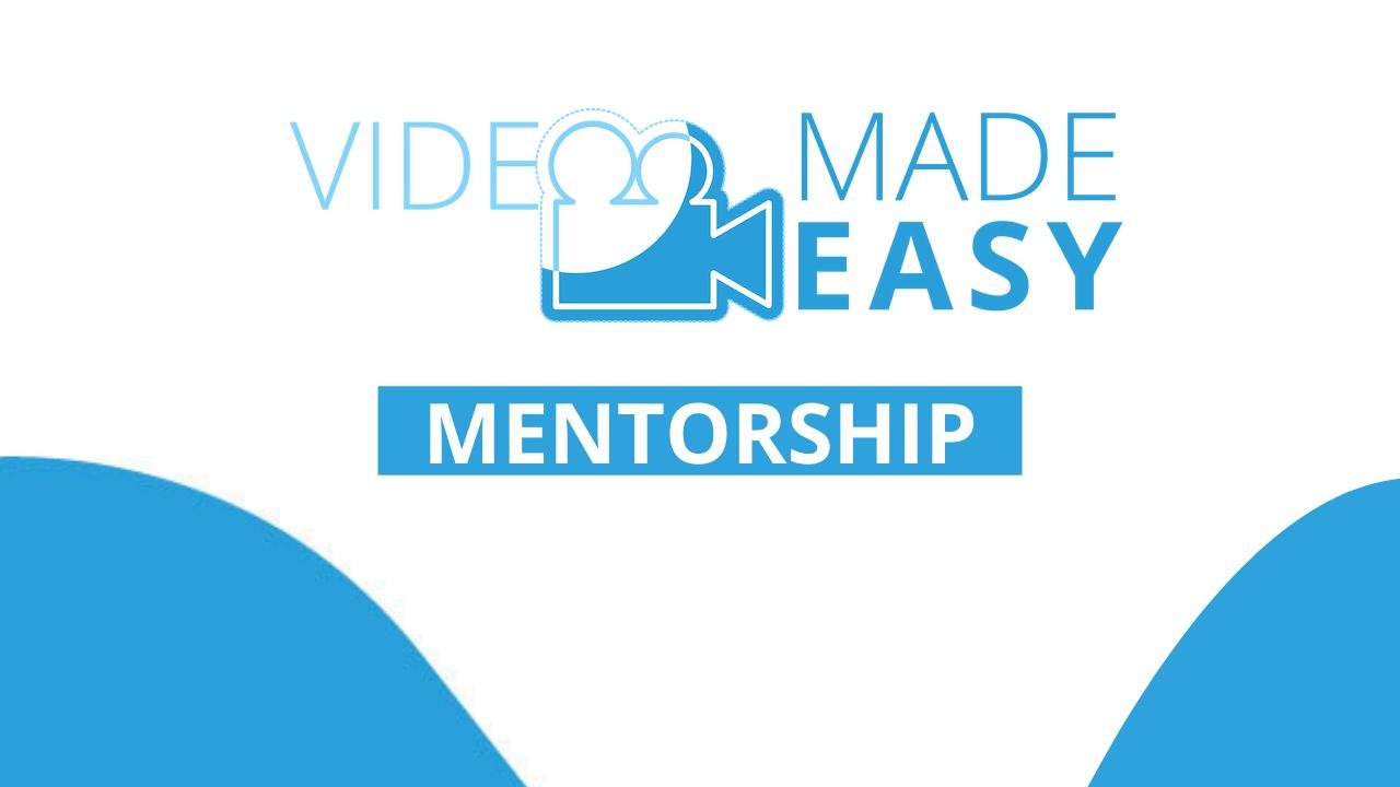 Hrxy9o0pqtuvjoxfoaoe vme mentorship checkout