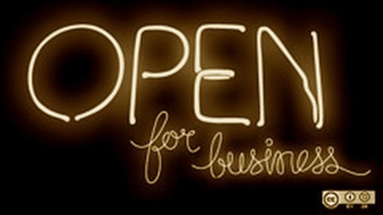Rnlh10tetvtbvwh8gywt open for business warm
