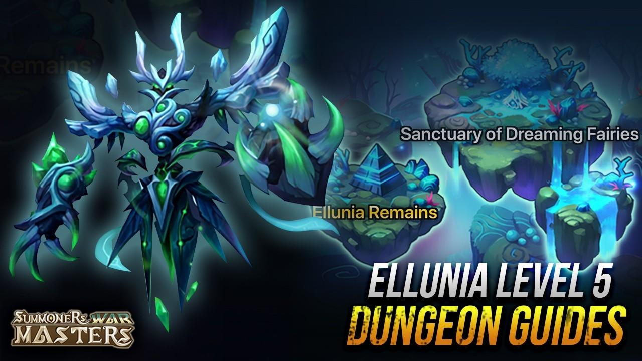 Image result for Ellunia level 5 guide