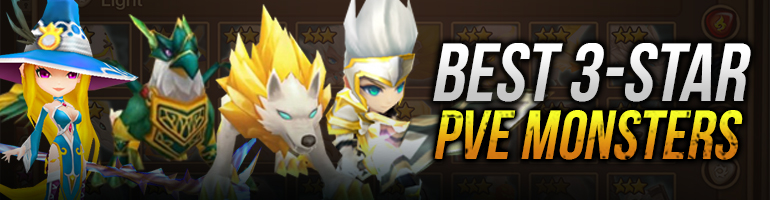 Best Summoners War Monsters Guide [Updated List] - SWMasters