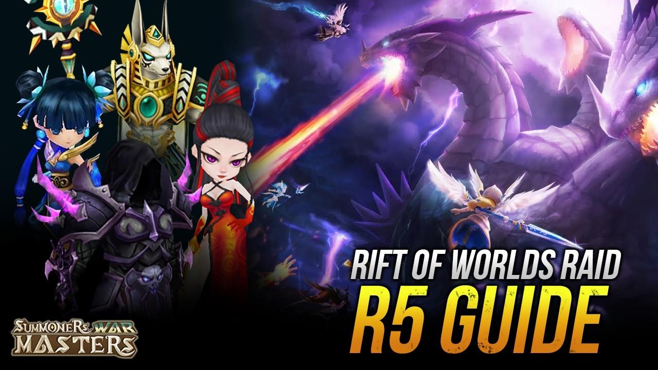Rift Raid (R5) Guide - Team Builds, Monsters, & Runes