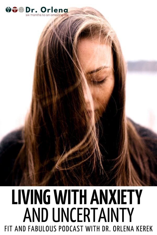 Closeup photo of a woman who is looking down #anxiety #healthy #healthyliving #healhthylifestyle #healthylife #mentalhealth