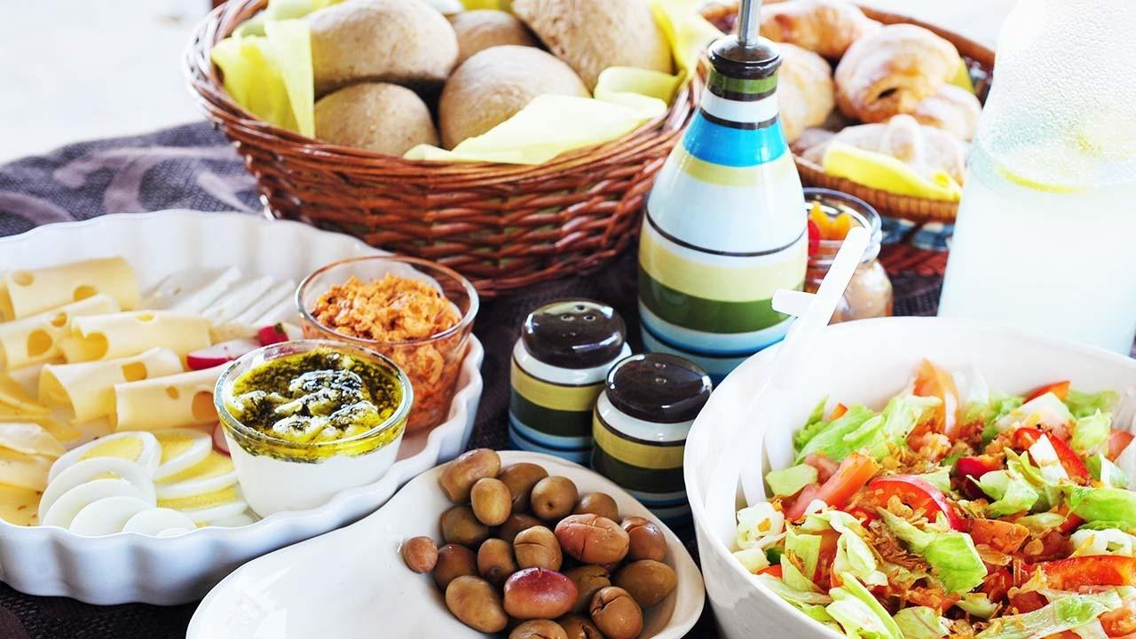 The Health Benefits Of The Mediterranean Style Diet