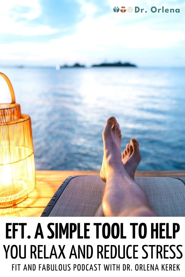A woman relaxing by the beach at sundown #eft #emotionalfreedomtechnique #health #reducestress #relax #relaxation #relaxationtechique