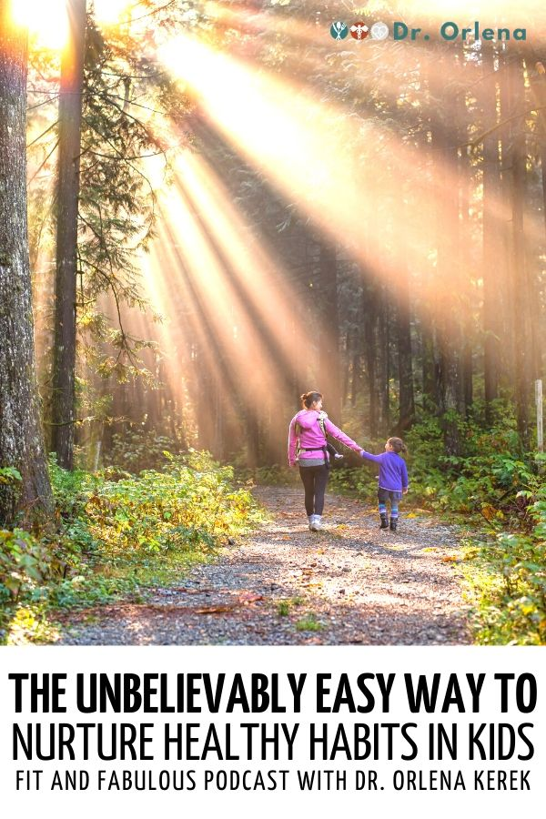 A mother and daughter hiking through the forest #parenting #healthyparenting #parents #parenthood #parentlife #toddlers #kids