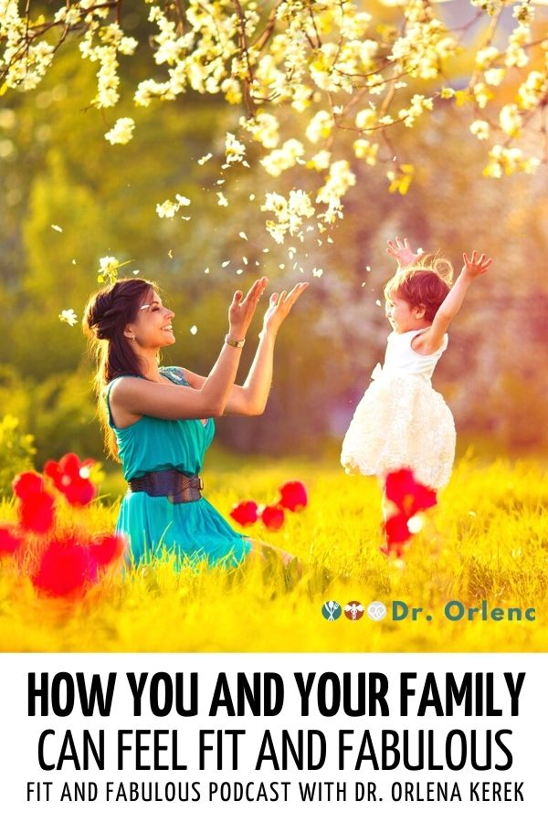 Mother and daughter playing on a flowery meadow #healthy #family #healthyfamily #happyfamily #healthylifestyle #healthylife