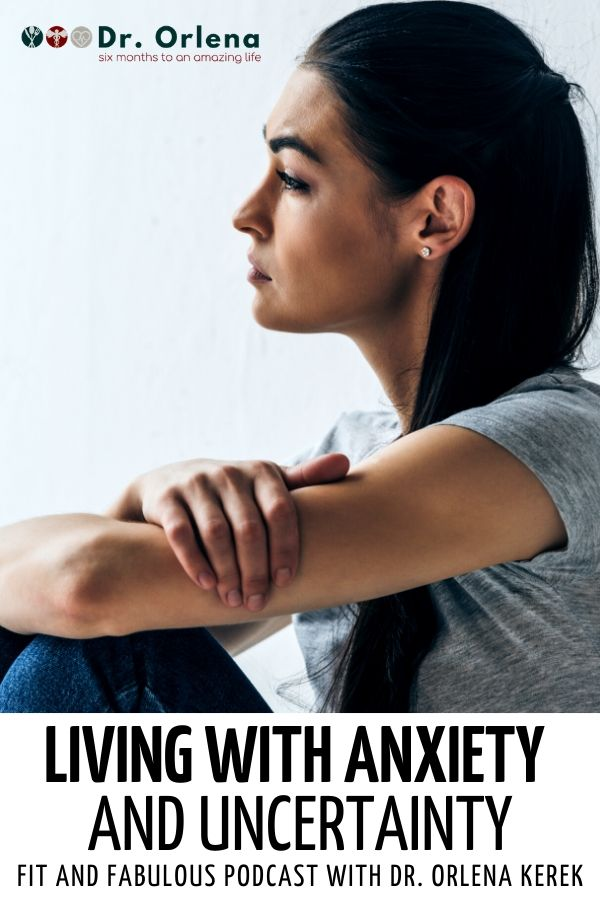 Side view shot of a sad-looking woman #anxiety #healthy #healthyliving #healhthylifestyle #healthylife #mentalhealth