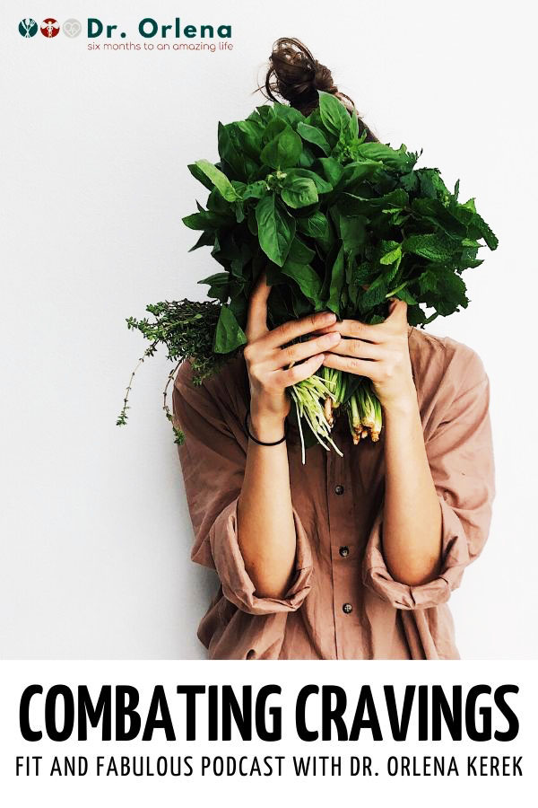 A woman holding a bundle of greens and holding them over her face #healthy #healthylife #healthyliving #healthylifetips #healthylivingtips #healthyeating #lifestyle #eatinghealty #cravings #carbcravings #combatingcravings #combatingcarbcravings #combatcravings #combatcarbcravings
