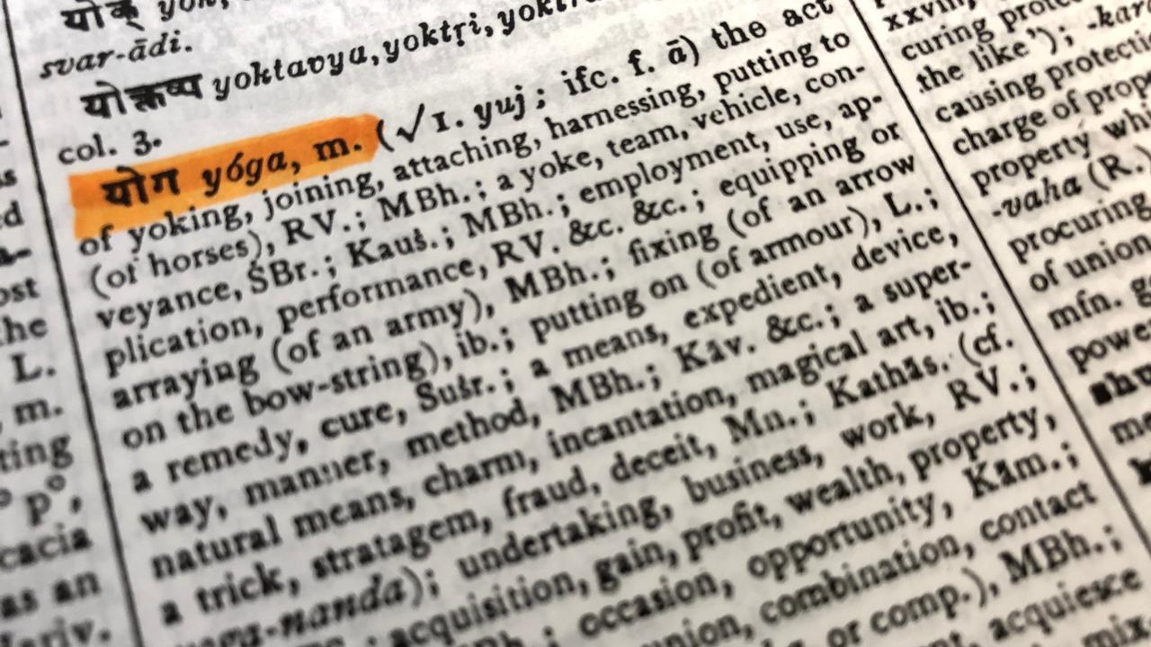 How to Use Online Sanskrit Dictionaries Tutorial (Video + PDF)