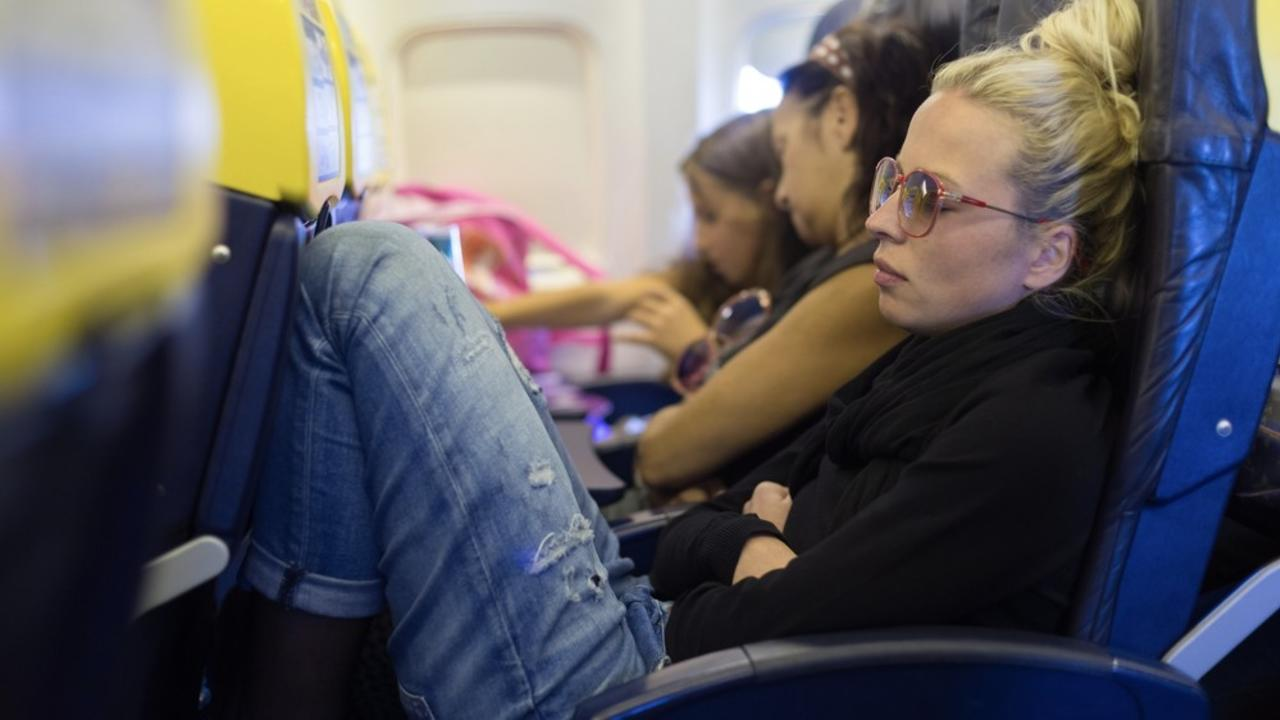 How To Sleep On Planes And Beat Jet Lag