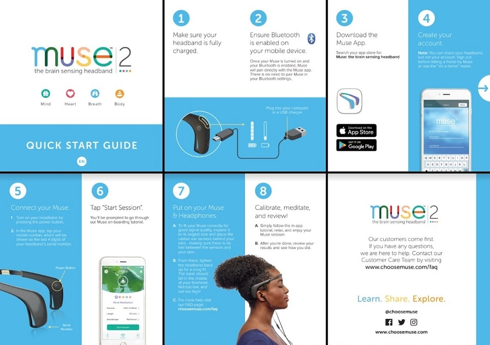 A Comprehensive Review Of The Muse Meditation Headband After