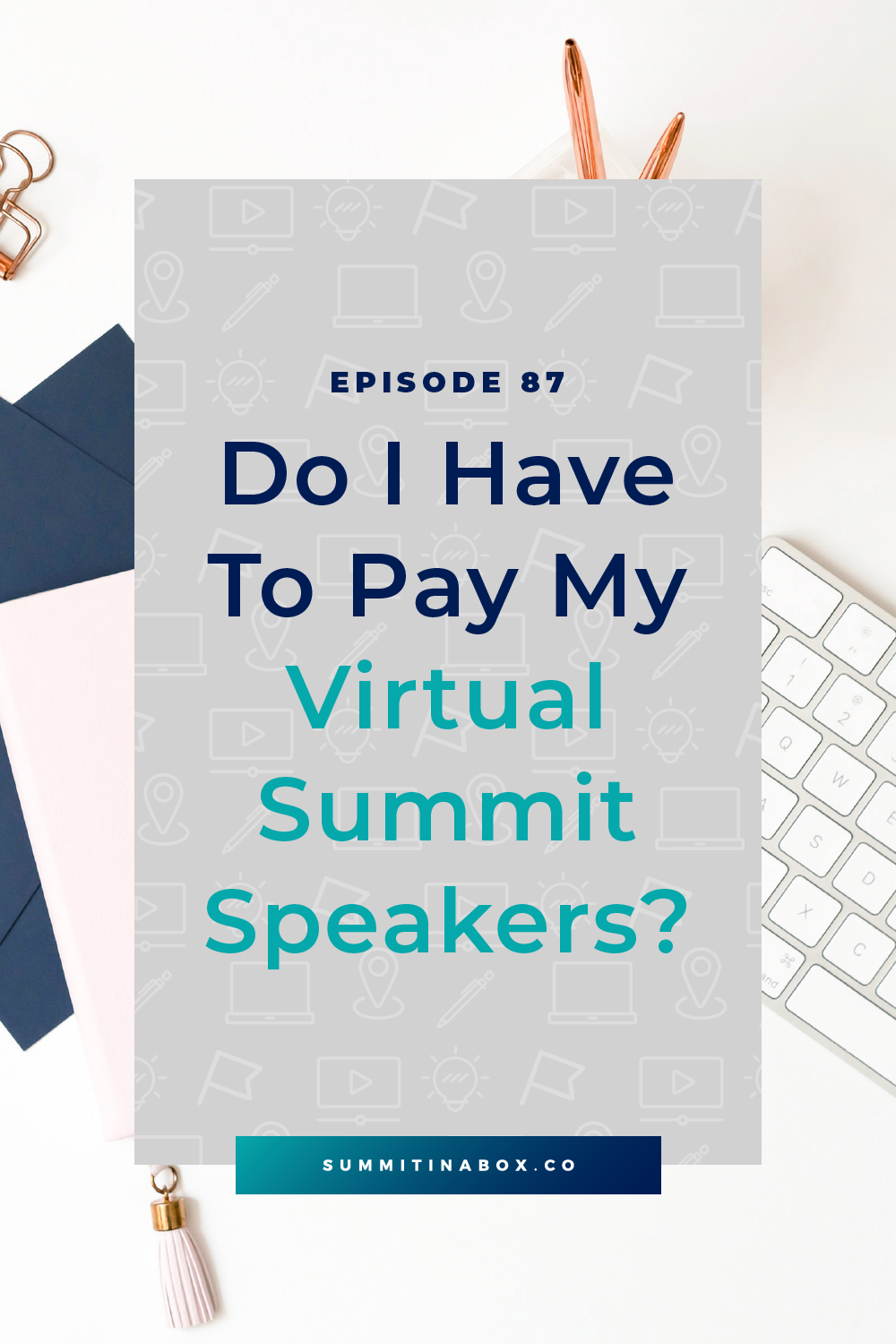 Trying to decide whether or not you need to pay virtual summit speakers? Let's cover both sides of this argument and what to do if you can't afford it.