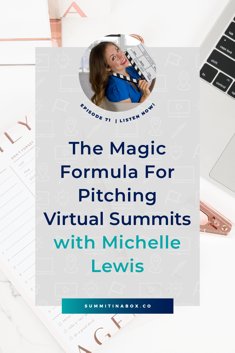 Did you know there is a magic formula to craft an insanely effective summit pitch? Here's how to pitch to speak (and get speakers) at virtual summits.
