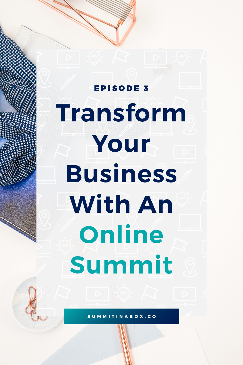 A virtual summit can grow your business in every aspect. From leads and revenue to visibility and industry connections. Let's get started!