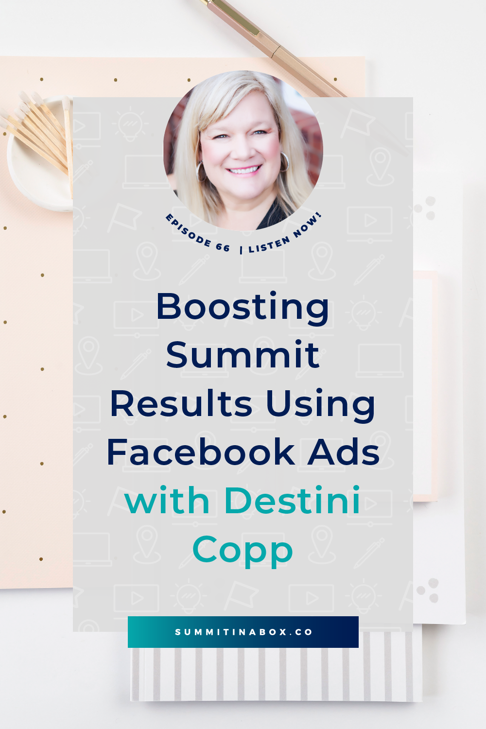 The right Facebook ads strategy will skyrocket your virtual summit's results. Let's determine your budget, test your audiences, and use ads to boost engagement.