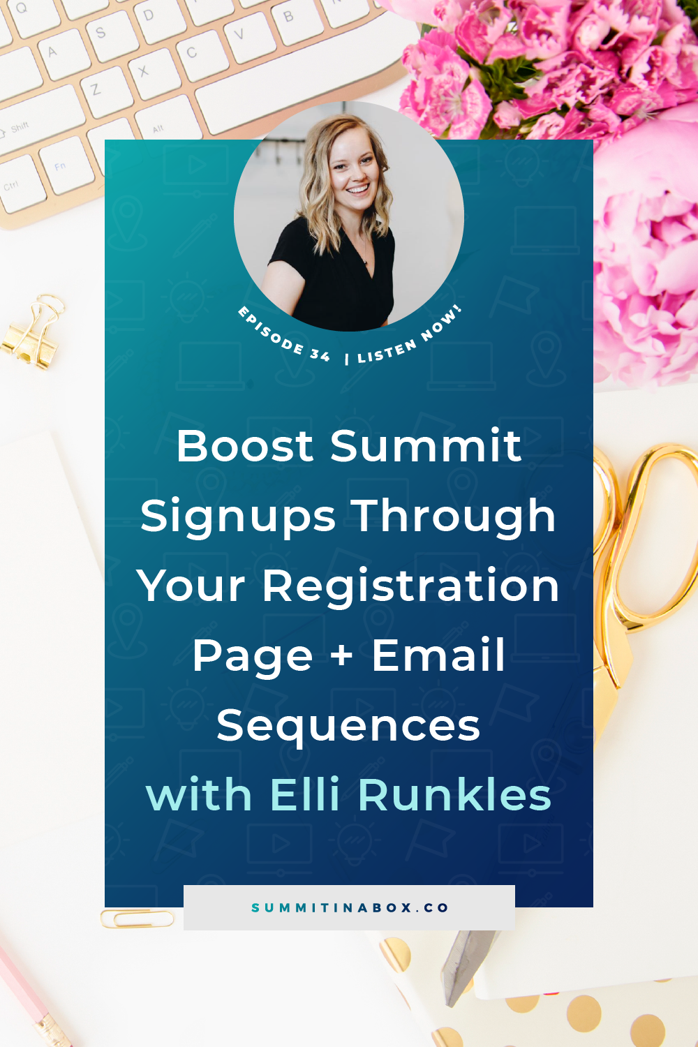 Learn how to turn your existing email subscribers into attendees to increase virtual summit signups and which emails to send once someone registers.