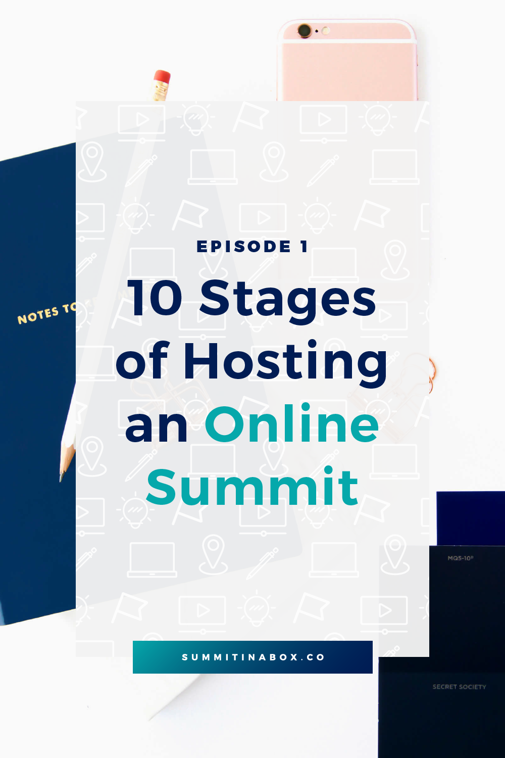 Wondering how to host a virtual summit that converts? Let's cover the 10 major stages of hosting a profitable and visibility-boosting online event.