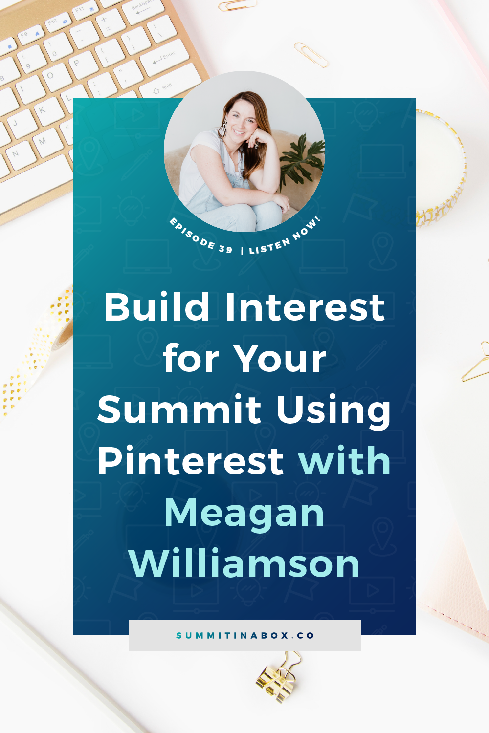 Wondering how to promote a virtual summit on Pinterest? We'll cover how much time you need to allow, a strategy to use, and a look at promoted pins.
