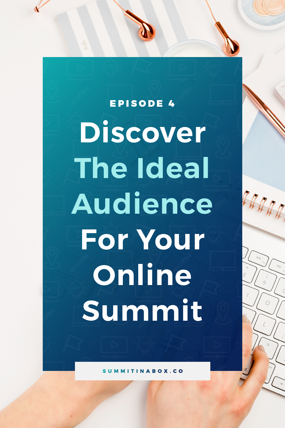 The audience you host your online event for can make or break your success. Let's cover how to choose the best virtual summit audience for you.