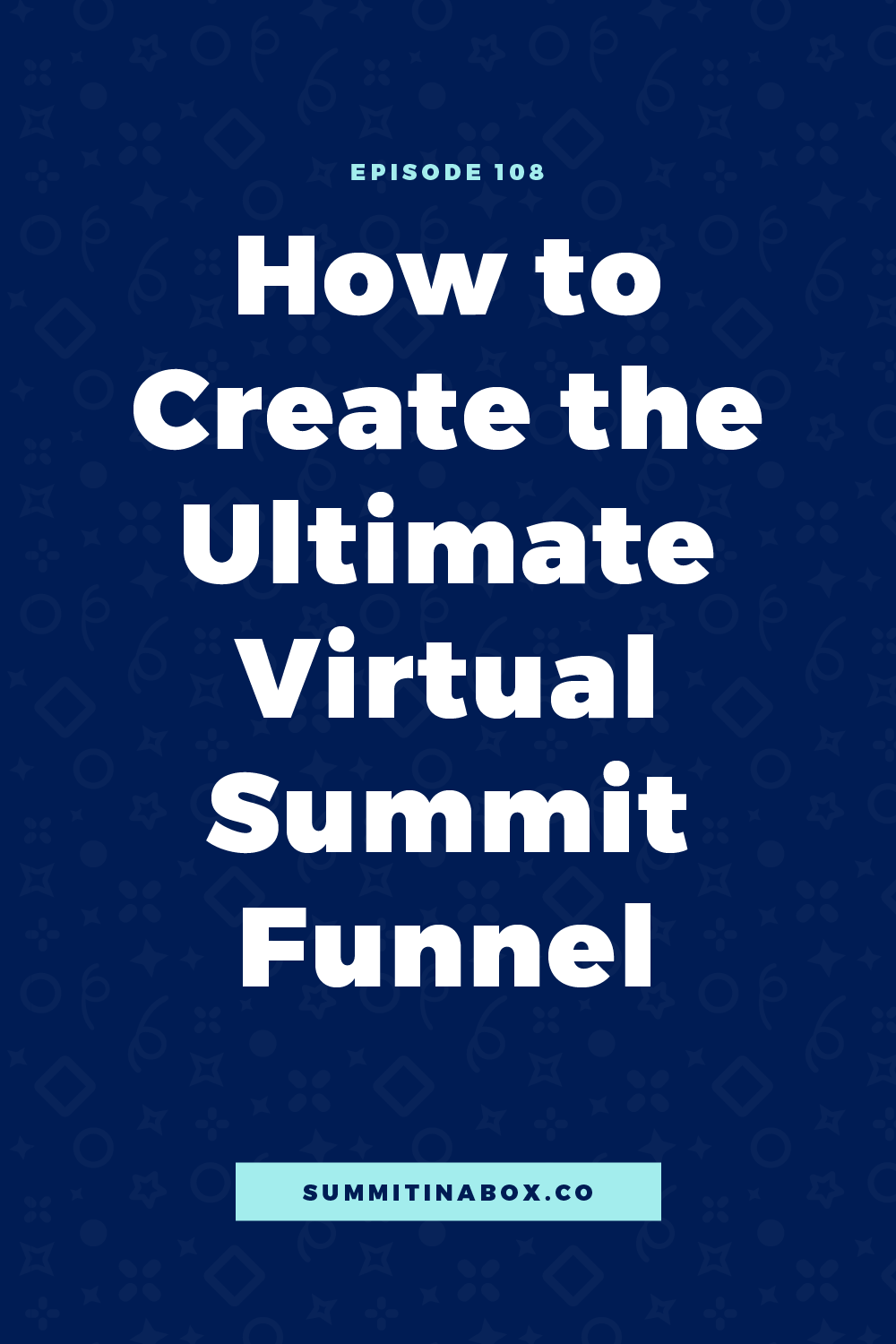 A virtual summit funnel has a lot of moving pieces, but if you're already running a business I know it's nothing you can't handle. The thing is, a lot of summit hosts don't even think about their overall funnel. So how do you create a profitable virtual summit funnel that converts? We'll chat through the entire process in this episode.