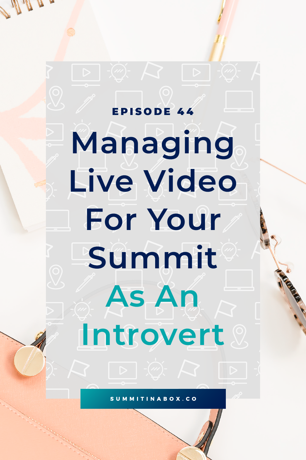 Are you an introvert who doesn't love live video? It's an important part of hosting a virtual summit, but it's possible to manage it effectively. Here's how!