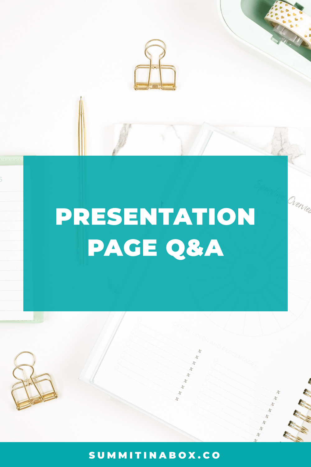 Have questions about your virtual summit presentation pages? Get answers including everything from tech help to logistics.