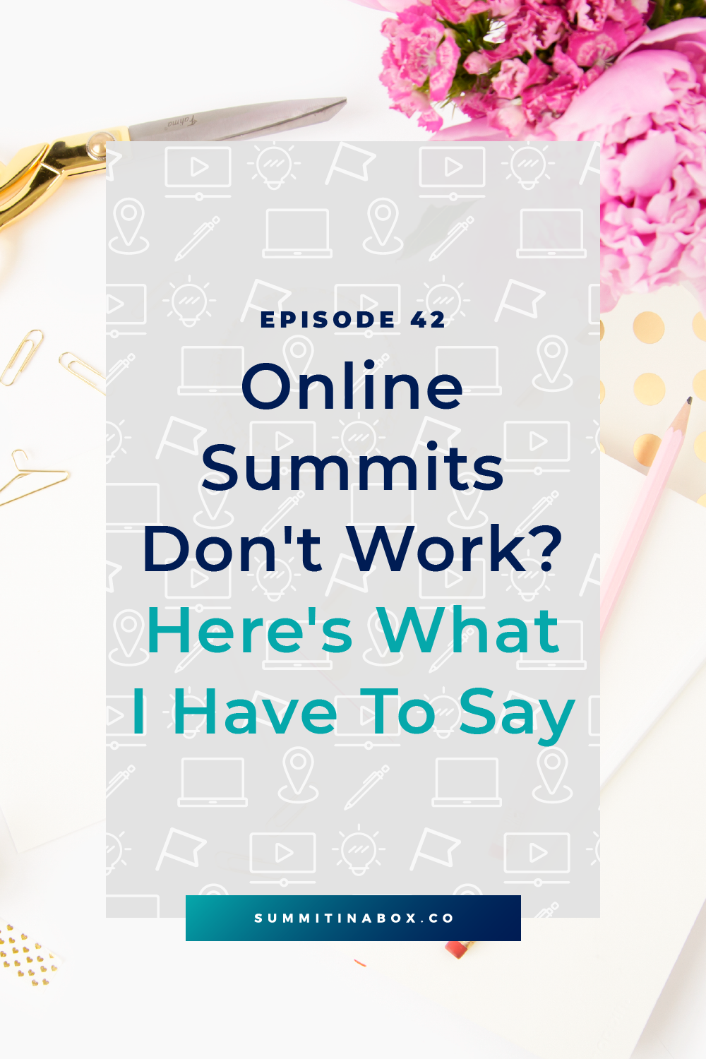 Have you heard someone say that virtual summits don't work? If so, it's likely that they just missed important and profitable parts of the process. Here's why.