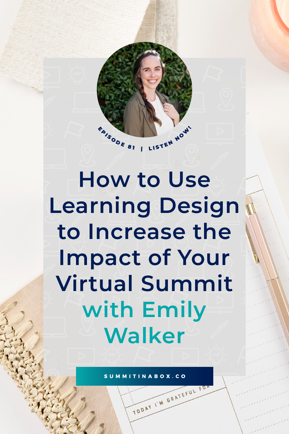 Did you know that most virtual summit presentations are too long and don't give attendees what they need? Use learning design to host a more impactful event!