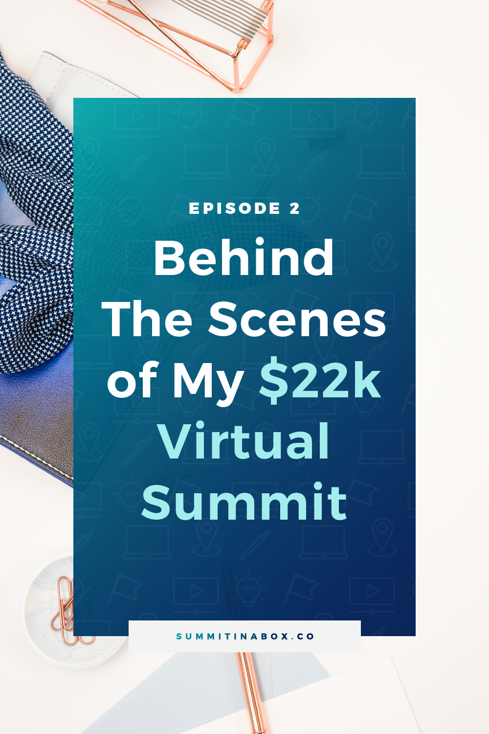 Get a behind the scenes look at my latest virtual summit results. We'll everything from numbers, lessons learned, and more.