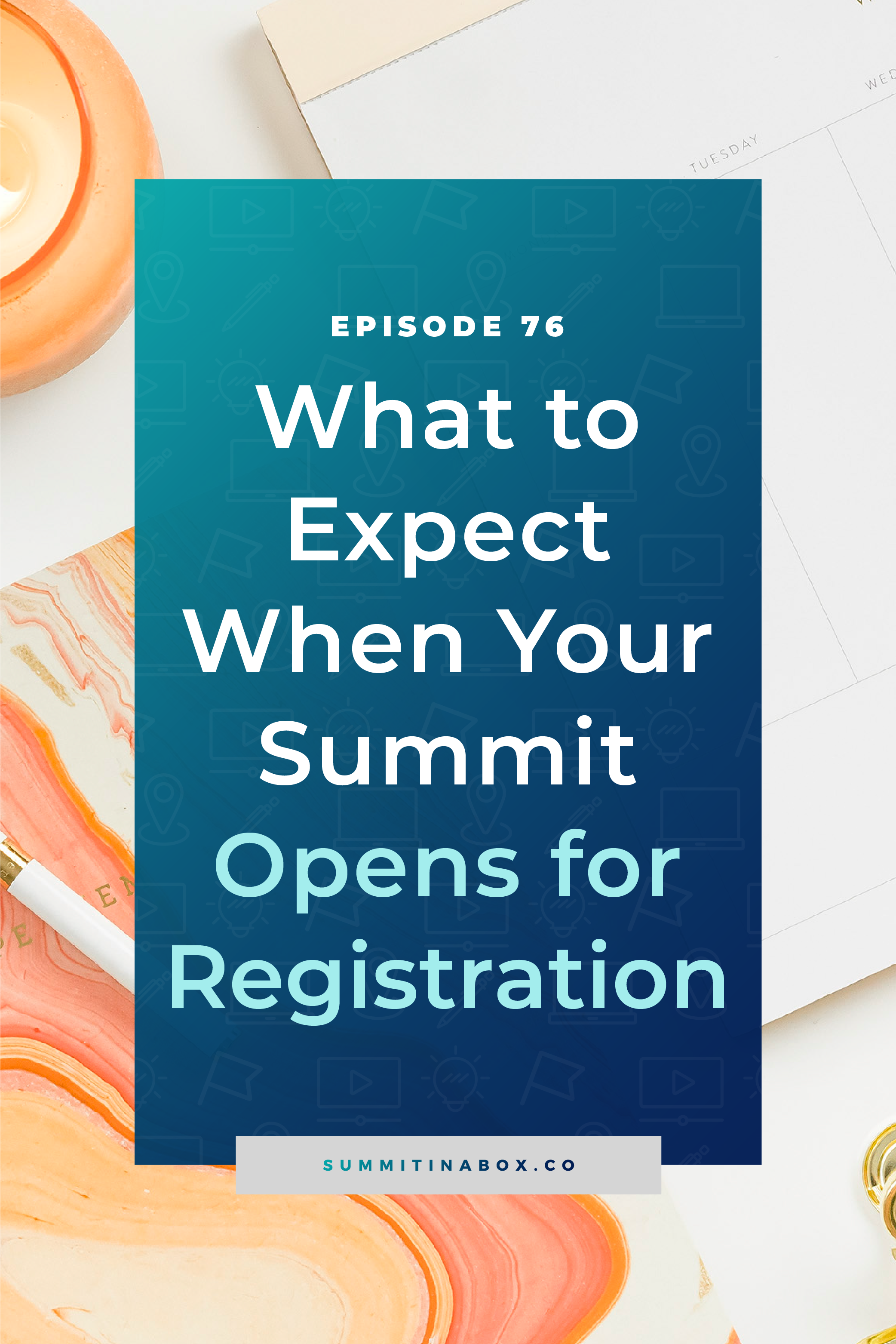 You've got an incredible online event planned and it's time for the doors to open. Here's what to expect when your virtual summit opens for registration!