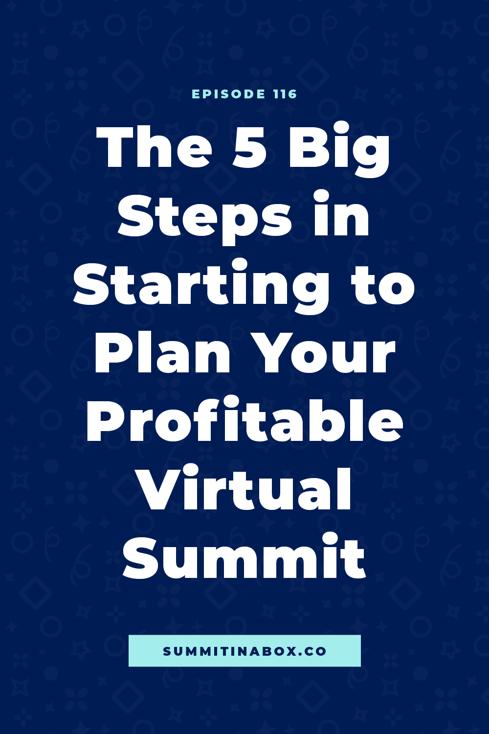 Anyone can decide to host a virtual summit, but that doesn't mean it will work. Let's cover the 5 steps you need to take to plan your profitable virtual summit.