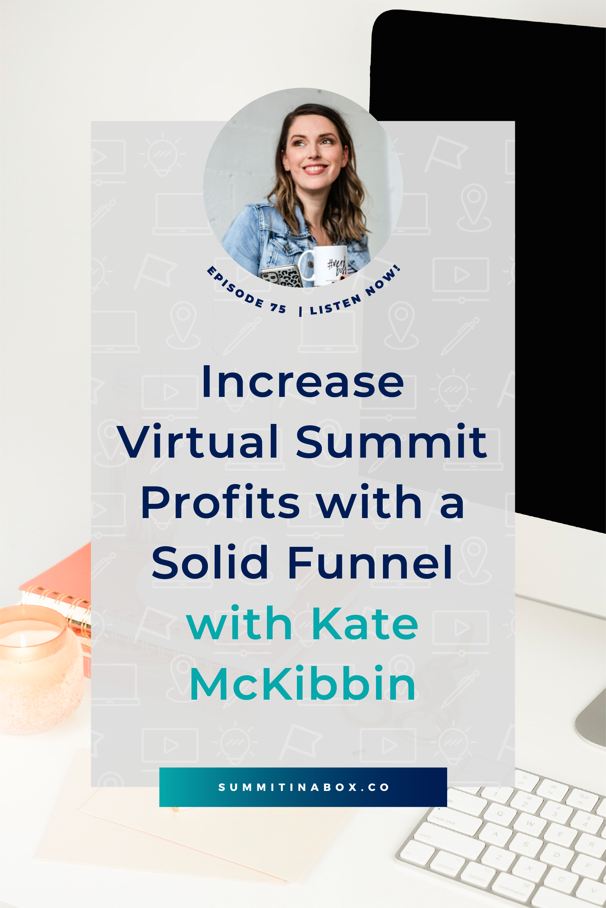 Adding a high-converting funnel to your virtual summit can bring it to a whole new level. Let's cover how to increase virtual summit profits through a funnel.