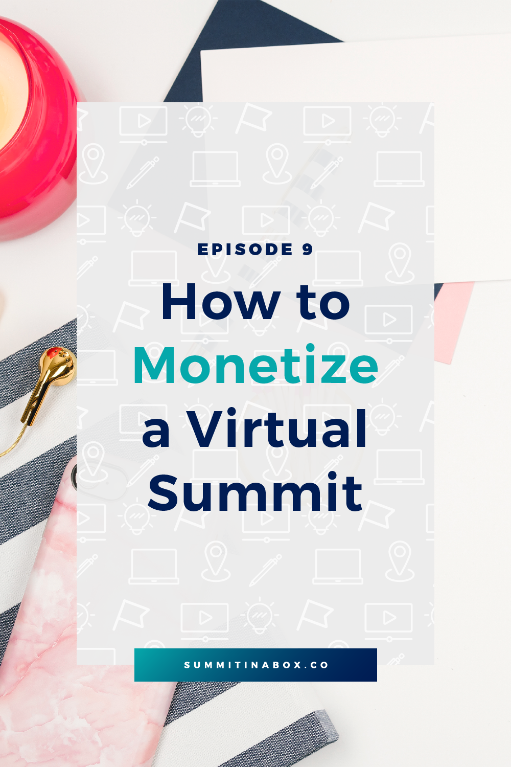 Wondering how to make money with a virtual summit? Let's break down 4 ways to monetize your free online event along with details on which is my favorite.