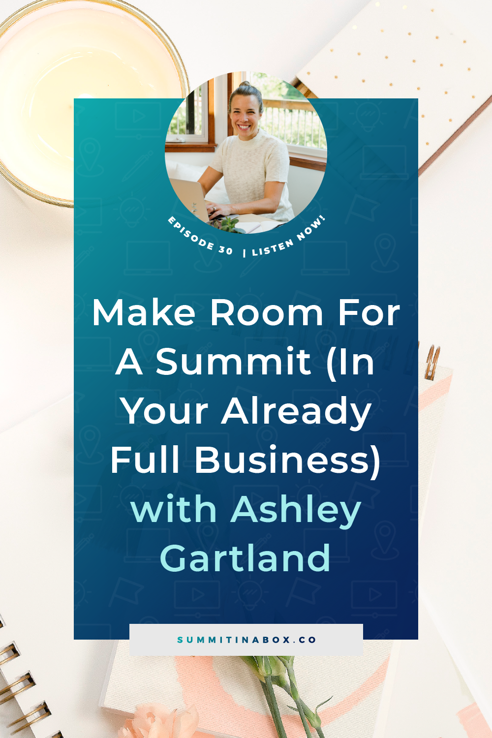 How can you possibly make time for a virtual summit when your schedule is already full? Here's how to make room for a summit in an already busy schedule.