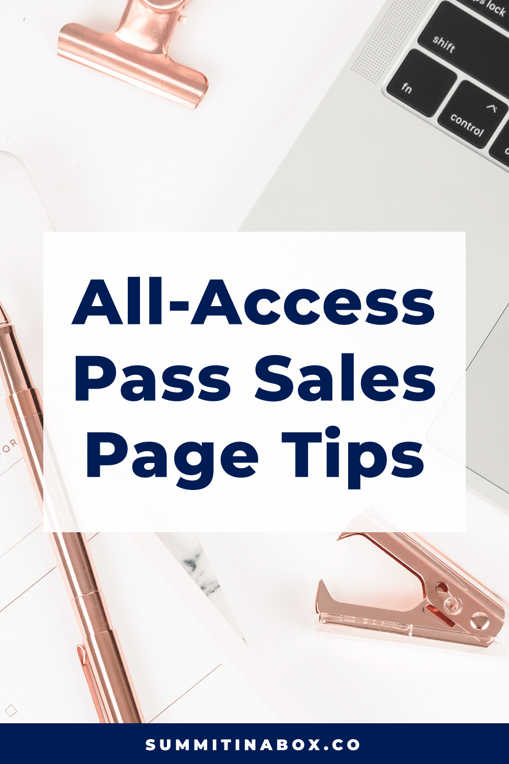 You've got an incredible all-access pass offer and now it's time to see sales rolling in. Here are 5 all-access pass sales page tips you can't afford to miss.