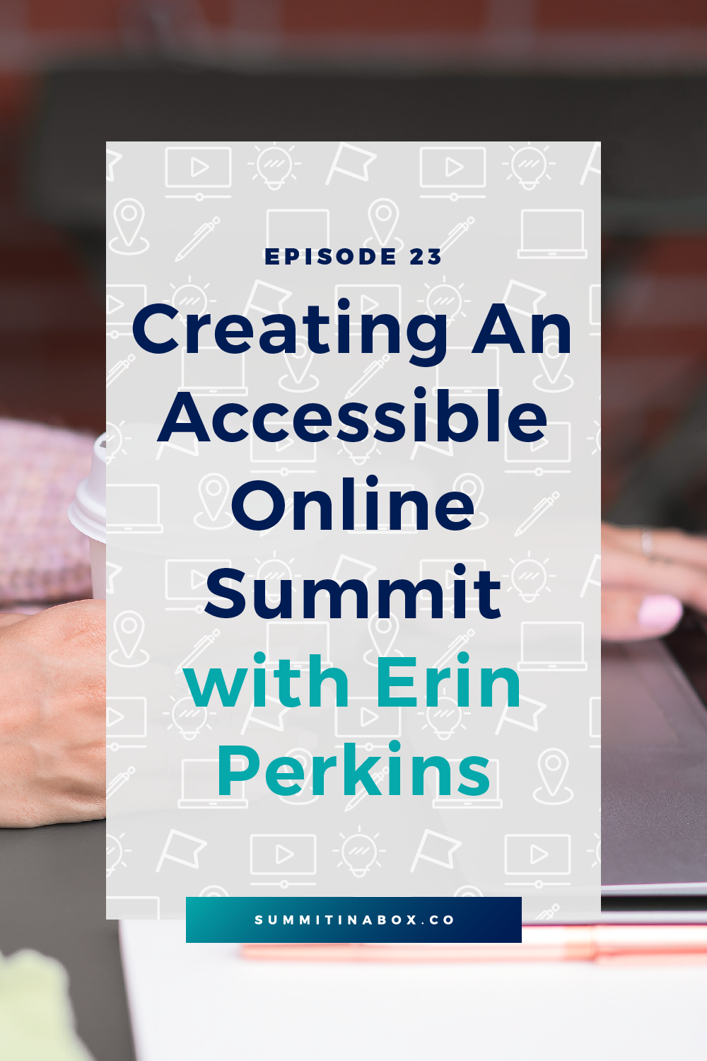 Is your online summit accessible to the deaf community? Probably not, but it's not difficult to change that. Here's how to make your virtual summit accessible.