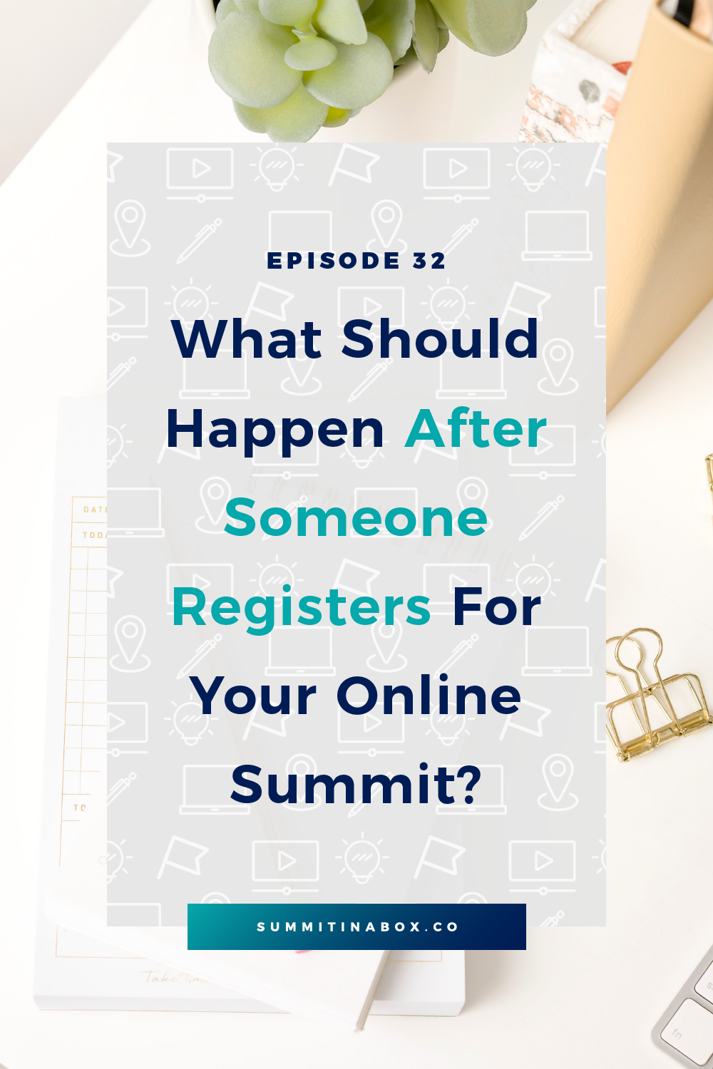 What should happen after someone registers for your virtual summit? Here are 5 steps of the registration process and mistakes to avoid for the best results.