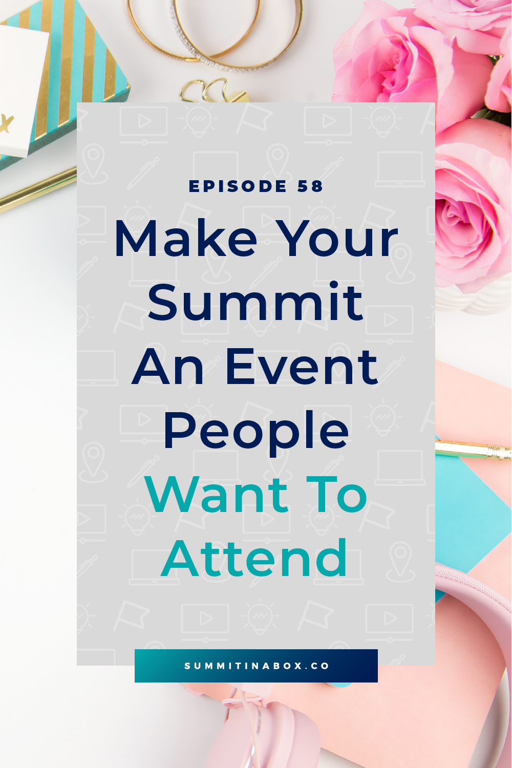 Are you creating a virtual summit that people actually want to attend? Let's break down the key to doing that and dive deep with 3 tips to make it happen.