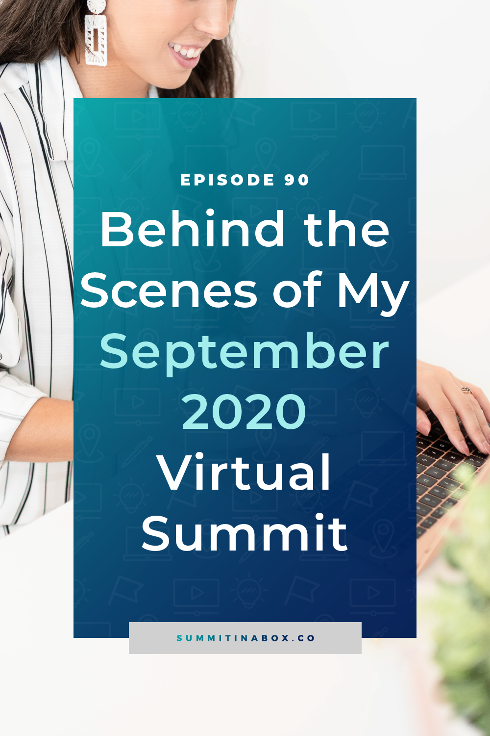 Get a look behind the scenes of my latest virtual summit to see how it was set up, exact numbers, and what I'll keep the same or change next time.