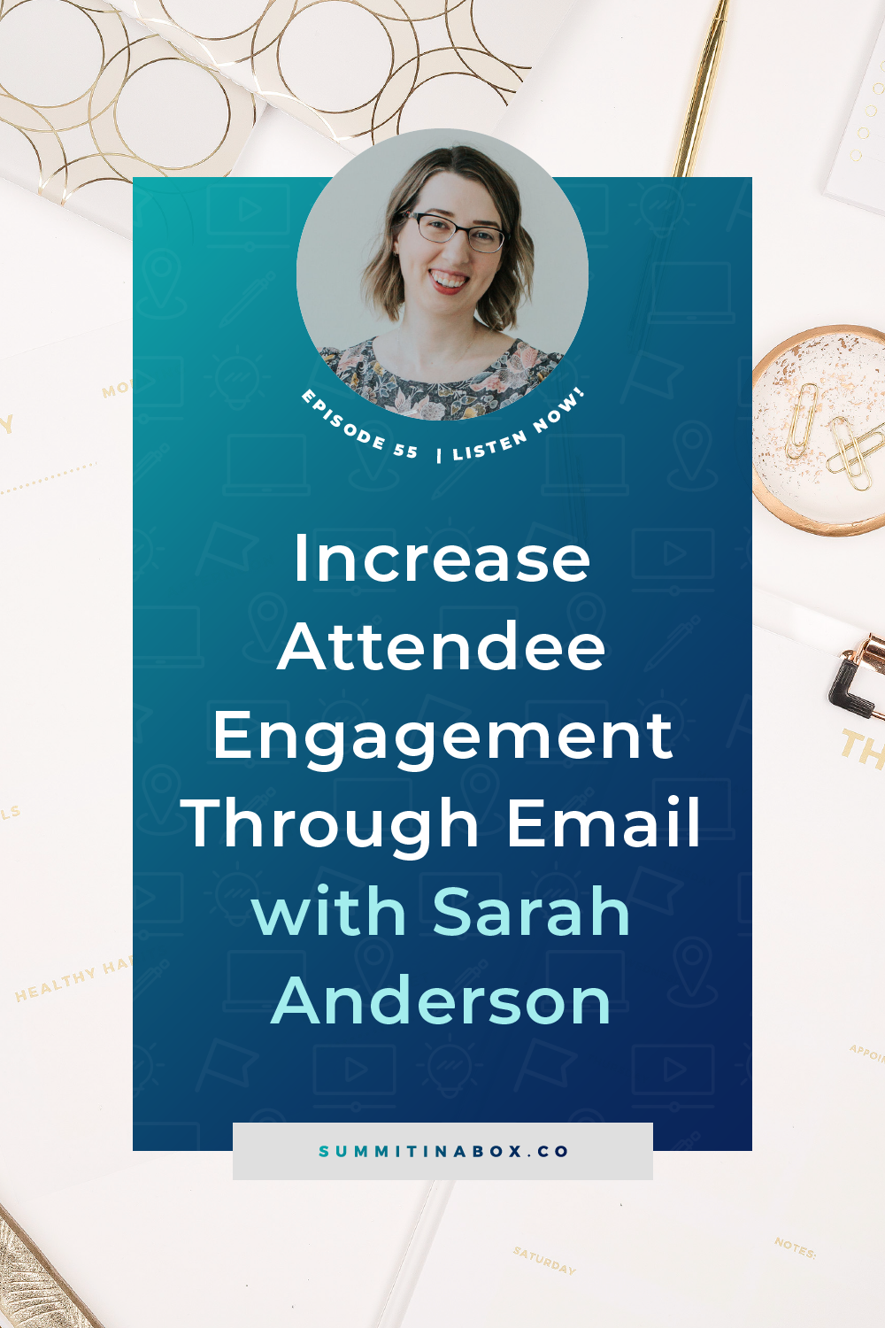 If your virtual summit emails aren't engaging they'll drive attendees away. Here's how to increase attendee engagement through email throughout the process!