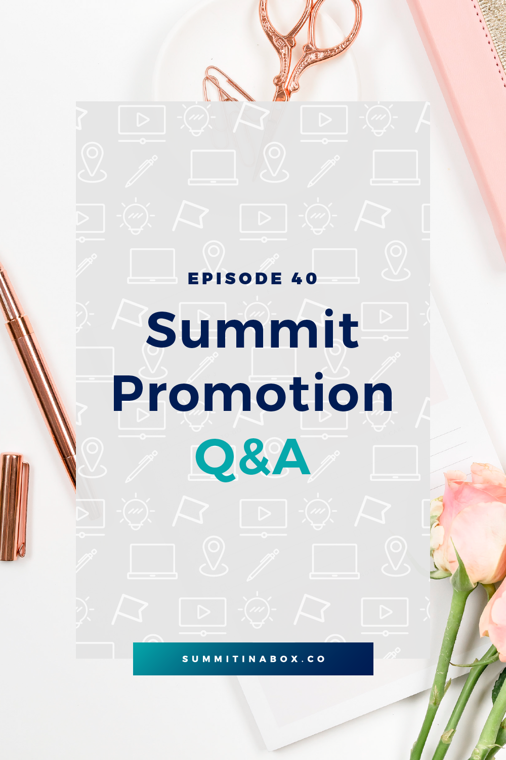 Let's talk virtual summit promotion! Including when to start, what resources to provide speakers, unique ways to promote, and when to expect the most signups.