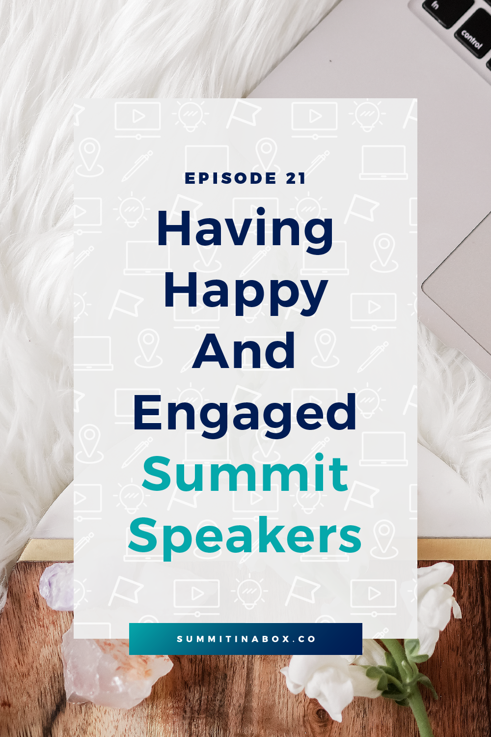 The more engaged your speakers are the better results you'll see. Here's how to have happy and engaged virtual summit speakers.