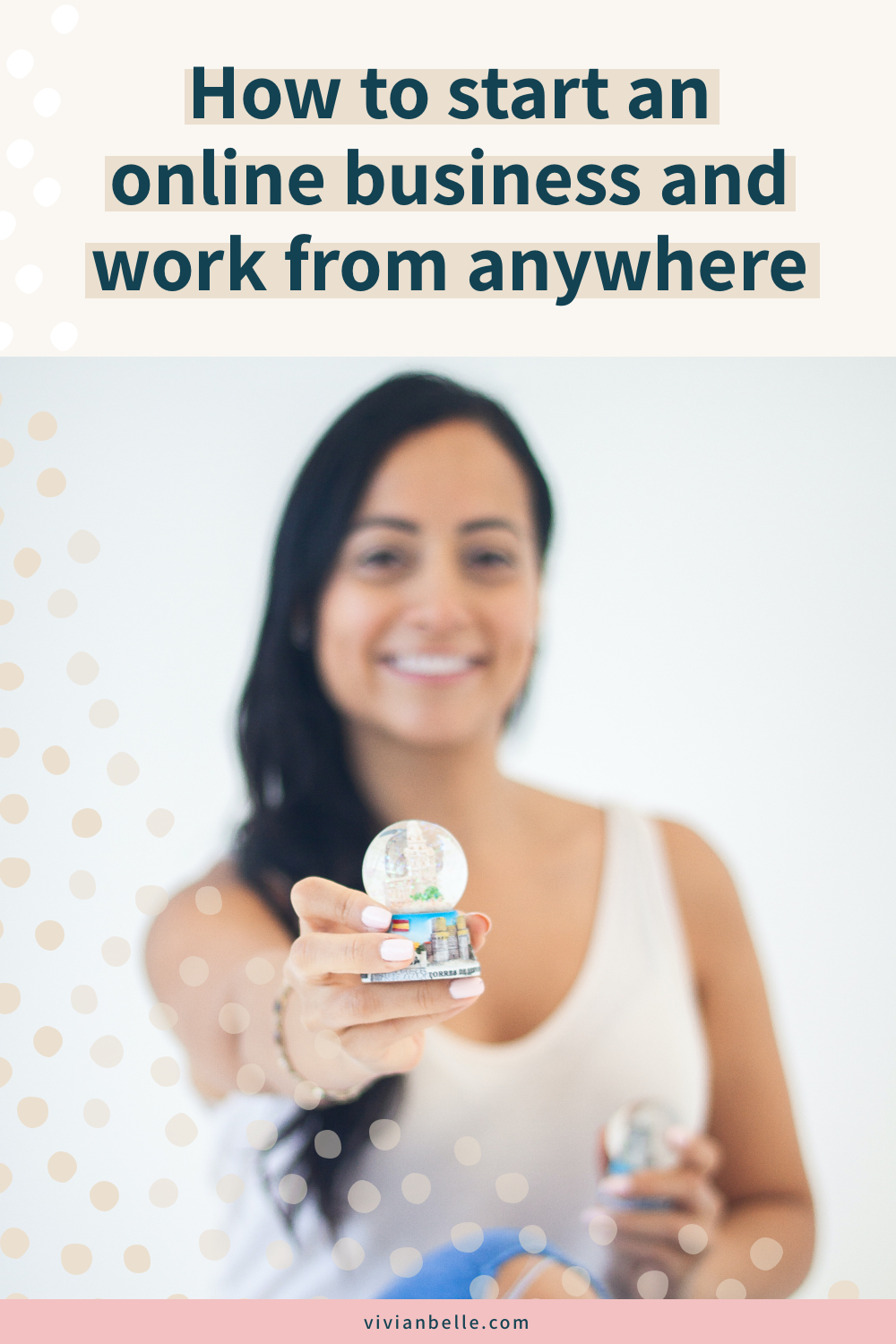 How to start an online business and work from anywhere