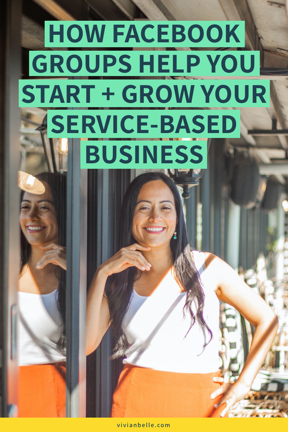 Facebook groups for business: How to use Facebook groups to help you start and grow your service-based business
